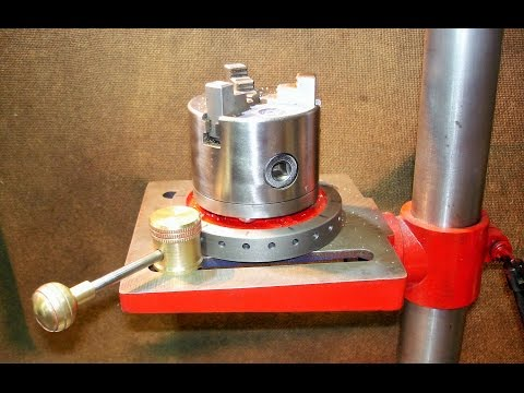 How To Make A Low Cost Indexing Chuck Assembly For The Bench Or Pillar Drill