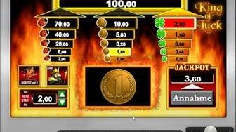 King of Luck online spielen - Merkur Spielothek
