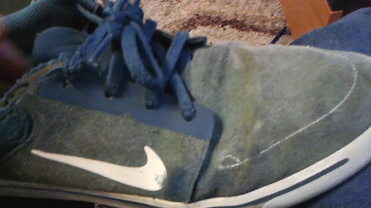 7490c7e3a54 Nike SB Portmore skate shoe review - YouTube