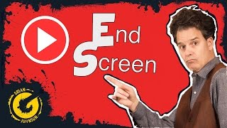 YouTube End Screen Editor Tutorial