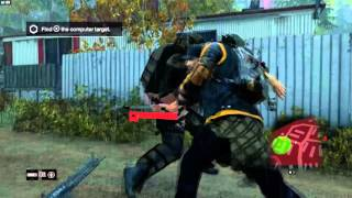 Watch_Dogs Bad Blood Online Street Sweeper Compilation 4