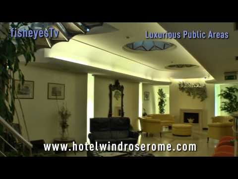 Hotel Windrose - 3 Star Hotels Rome Italy