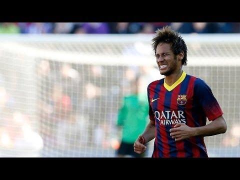Real Valladolid 1-0 Barcelona  Highlights  La Liga  08/03/2014
