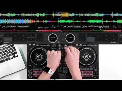 Pioneer DDJ 400 DJ Mix (+ 50 Min In Depth Breakdown Tutorial)