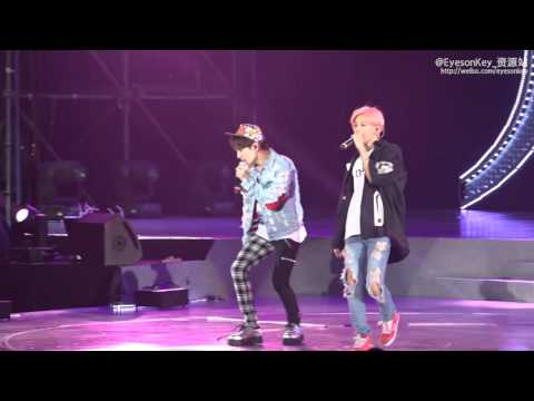 [EyesonKey] 151025 SHINee SWC4 in Shanghai 누난 너무 예뻐 (Replay) Key focus