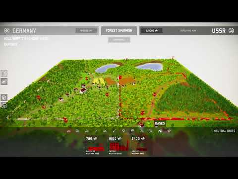 Total Tank Simulator / Every available unit |