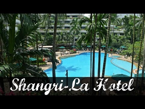 WHY YOU MUST STAY AT THE SHANGRI-LA HOTEL IN SINGAPORE | Daily Travel Vlog 28