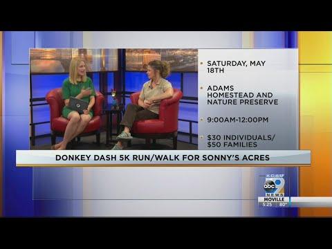 Donkey Dash 5K Run/Walk For Sonny's Acres
