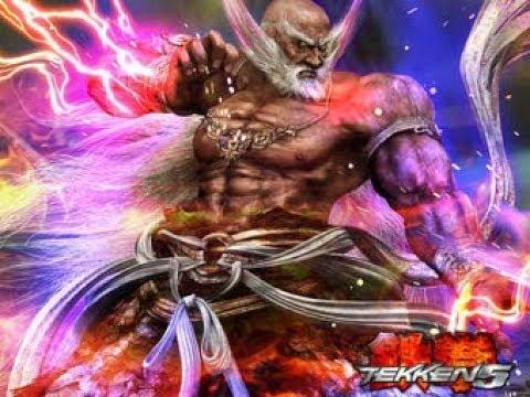 Tekken 5: Dark Resurrection: How To Unlock Jinpachi