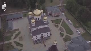 видео Патриарх Кирилл провел в Череповце Божественную литургию