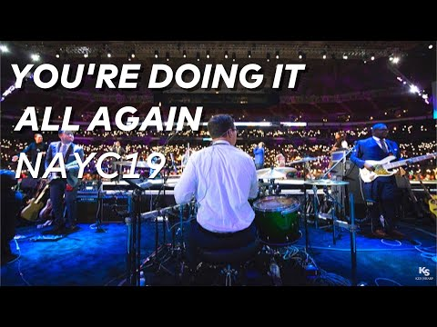 NAYC19 Drum Cam // You're Doing It All Again // Todd Dulaney