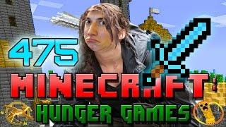 Minecraft: Hunger Games w/Mitch! Game 475 - CHOP CHOP CHOP!