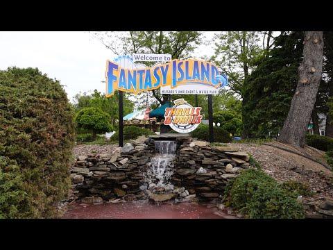 Fantasy Island Remembered - Grand Island, NY