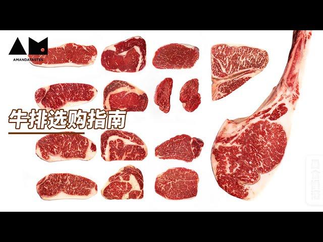 相信我,看完视频,你就会挑牛排了how to choose steaks丨曼食慢语