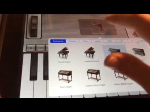 How To Make a Trap Beat I'm GarageBand Mobile