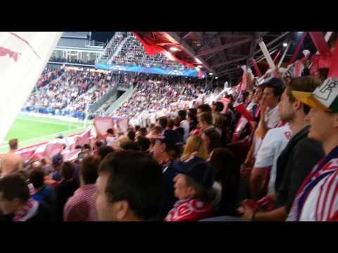 Red Bull Salzburg vs. Malmö FF