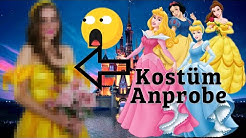 Ich werde zur Disney Prinzessin! Karneval-Kostüme anprobieren
