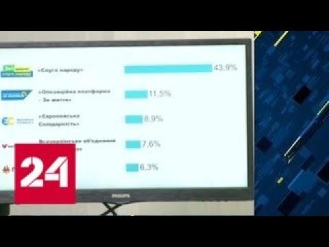 Косачев: результаты экзитполов коррелируют с итогами выборов президента Украины - Россия 24