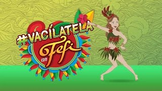 #Vacilatela con Fefi - Reina del Carnaval de Barranquilla 2017 - BazurtoAllStars (Video Lyrics)