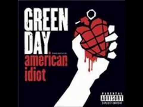Green Day - Jesus of Suburbia [Lyrics]