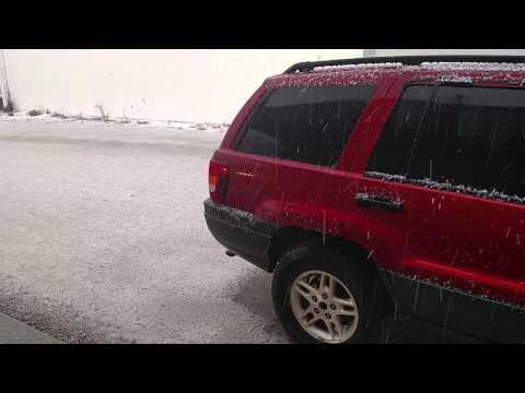 April 18 Sterling Colorado Hail
