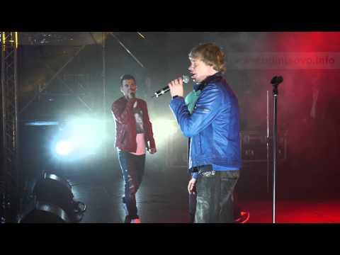 """Концерт """"Иванушки International"""" на день города Одинцово 2015"""