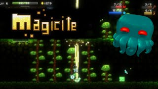 Magicite! Rogue-like RPG Platformer with Crafting! [Pt. 1 of 2]