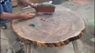 Maple Table Top Epoxy Resina #2