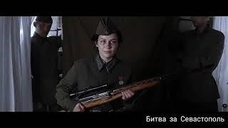 Топ - 6 фильмов про Великую Отечественную Войну(ВОВ)