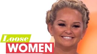 Jennifer Ellison On Her Sunbed Addiction, Diet And Weight | Loose Women