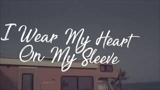 Andrei Lucas - Heart On My Sleeve (Lyrics Video)