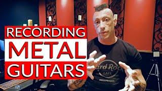 Recording Metal Guitars with David Gnozzi - Warren Huart: Produce Like A Pro