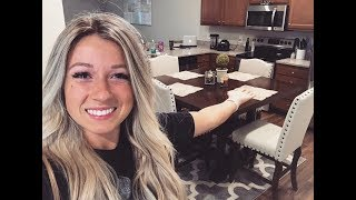 Furnished Apartment and Home Decor Tour!