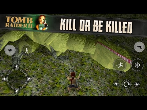 Tomb Raider 2 Ios Gameplay Walkthrough Part 1 Youtube