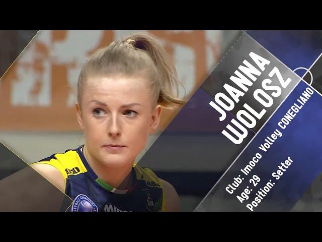 #CLVolleyW Super Finals | Joanna Wołosz - Featured Player