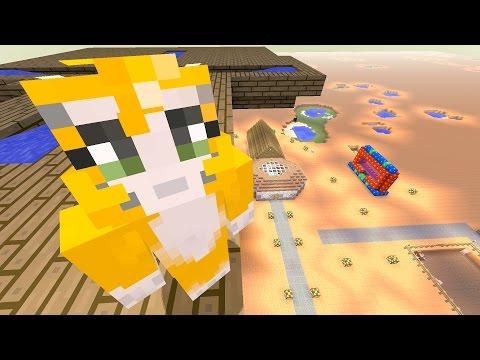 Minecraft Xbox - Stampy Flat Challenge - Mob Trap (10)