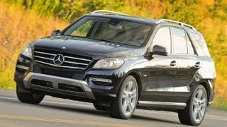 Mercedes-Benz ML Video Review -- Edmunds.com