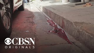 A murder in El Salvador while shooting an illegal immigration doc for CBSN Originals