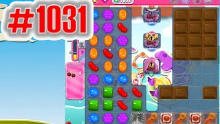 Candy Crush Saga NEW Level 1030 | Complete!