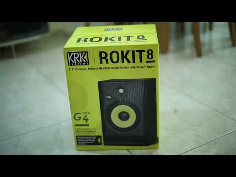 KRK ROKIT RP8