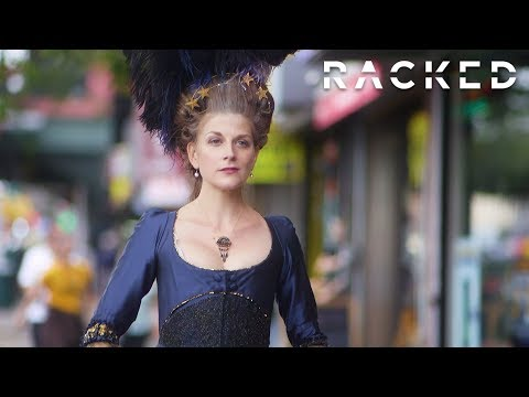 Lauren Rossi Is A Modern Day Marie Antoinette | Dress the Part | Racked