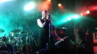 My dying bride en el Roxy Live - Argentina 2013 - Kneel till doomsday
