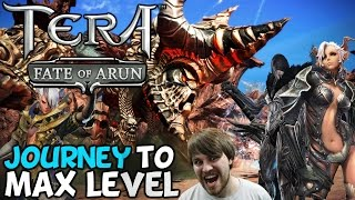 """TERA: Journey To Level Cap Episode 2 """"PVP, BAMs and Bewbs"""""""