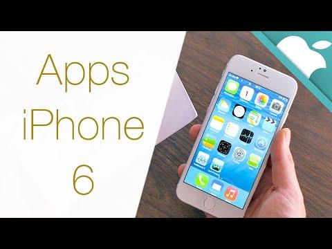 MEJORES APLICACIONES para iPhone 6 & iPhone 6 Plus