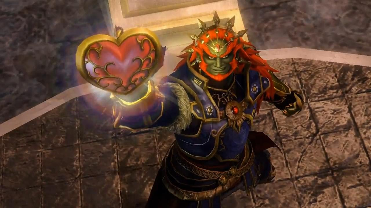 Hyrule Warriors Stage 15 Heart Container Heart Piece And Golden Skulltulas Youtube