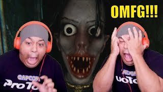 A MICHAEL JACKSON HORROR GAME GAVE ME THE BIGGEST JUMP SCARE OF 2020 [ESCAPE THE AYUWOKI]