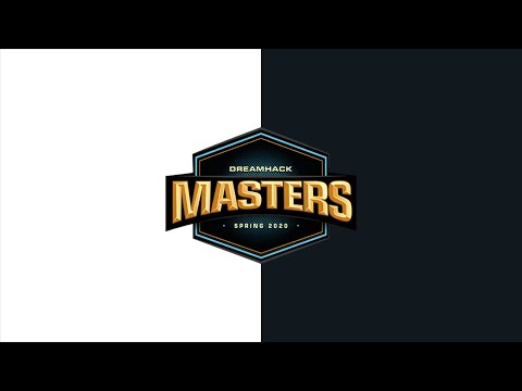 VOD: [Pre-Show] Day #12 - DreamHack Masters Spring 2020