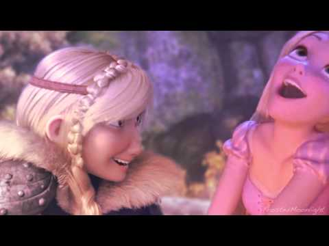 Rapunzel x Astrid- Thinking Out Loud [mep part] from YouTube · Duration:  32 seconds