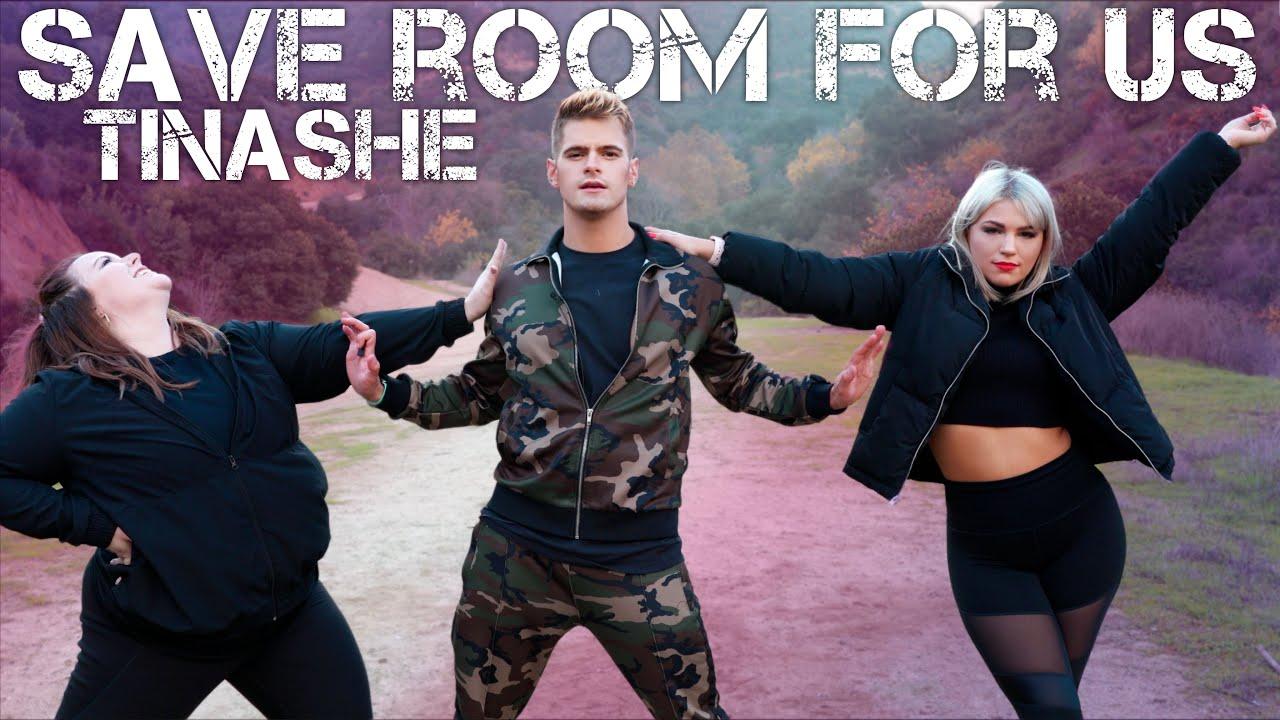 Tinashe - Save Room For Us   Caleb Marshall   Dance Workout Cool Down