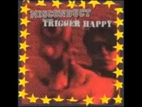 Misconduct - Trigger Happy - Split (2000)